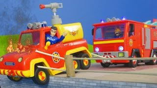 FEUERWEHRMANN SAM deutsch neue Folgen für Kinder: Jupiter´s beste Rettungsaktion | Feuerwehrmann Sam
