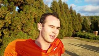 TigerNet.com - Hunter Renfrow December 14, 2016