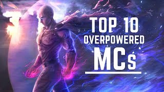 Top 10 Overpowered Main Characters in Anime