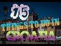 Top 15 Things To Do In Croatiamp3