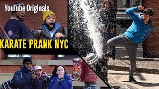 Karate Prank NYC