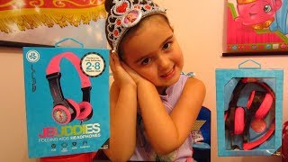 JBUDDIES folding kids HEADPHONES Review - SkylarsClub