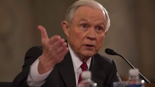 Sessions asked about Access Hollywood tape