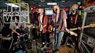 "SWMRS - ""Figuring It Out"" (Live at JITV HQ in Los Angeles, CA 2016) #JAMINTHEVAN"