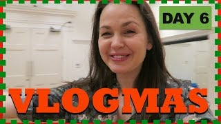 Rehearsals Have Started! | DAY 6 | VLOGMAS 2016