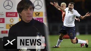"Joachim Löw: ""Wackeln nicht wie Italien""   DFB-Team   WM-Qualifikation"