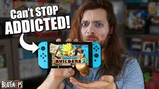 I've Been ADDICTED To Dragon Quest Builders 2 On Nintendo Switch.