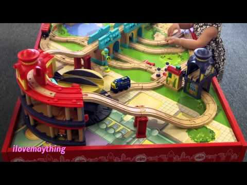 chuggington wooden railway chug wash 1