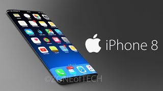 iPhone 8 - 5 Amazing New Features!