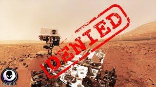 "Mystery ""Glitch"" BLOCKS Mars Rover Data From Earth.."