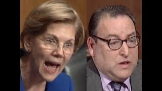 """THIS IS AN EASY QUESTION!!!"" Elizabeth Warren DESTROYS Trump"