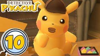 "Detective Pikachu - ""Find The Real Culprit!"" | Episode 10! [Chapter 3 100% Walkthrough]"