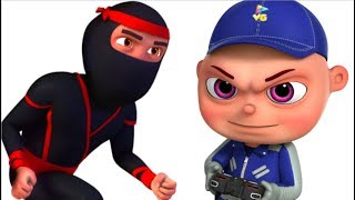 Zool Babies Catching a Thief | Zool Babies Series | Cartoons For Children | Videogyan Kids Shows