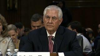 Tillerson: I haven