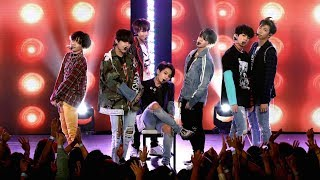 Exclusive: BTS Performs