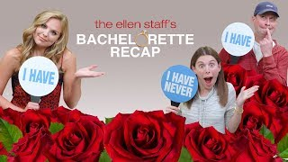 The Ellen Staff's 'Bachelorette Recap
