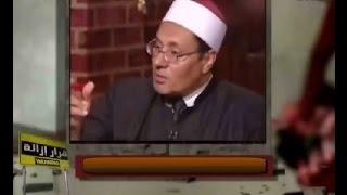 مفاجأة: مصطفي راشد مسيحي ويظهر في الاعلام على انه عالم مسلم !!