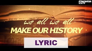 Dimaro feat. Cha:dy - History (Official Lyric Video HD)