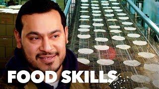 The Last Tortilla Kings of Brooklyn   Food Skills