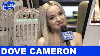 Dove Cameron: Teases Agents of S.H.I.E.L.D. Role!