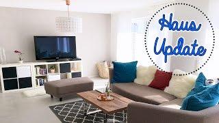 HAUS UPDATE! Wohnzimmer & Ankleidezimmer - Kathi2go