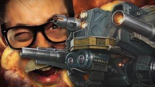MEGA Roboter Todeskampf-Battle | feat. Maxim & Kev1n