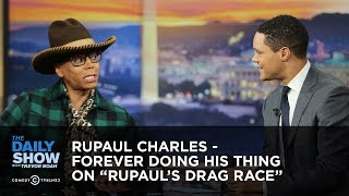 """RuPaul Charles - Forever Doing His Thing on """"RuPaul's Drag Race"""" 
