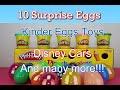 10 Surprise Eggs Toysmp3