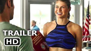 BAYWATCH Daddario Twins Clip + Trailer (2017) Zac Efron New Comedy Movie HD