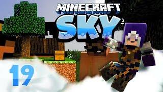 Der Baum muss fallen! - Minecraft SKY Ep. 19 | VeniCraft