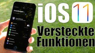 iOS 11 - Top 11 Versteckte Funktionen