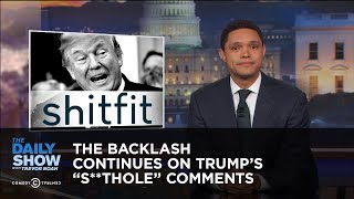 The Backlash Continues on Trump