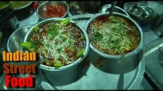 Indian street food - Punjabi dhaba awesome cooking skill - street food of india 2016 video