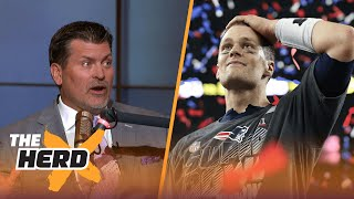 Tony Dungy ranks Tom Brady #6 QB since 1978 - Mark Schlereth thinks that