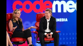 A&E CEO Nancy Dubuc and Turner CEO John Martin | Full interview | Code Media