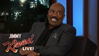 Steve Harvey Doesn