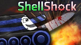 Er sticht zu 「ShellShock Live」