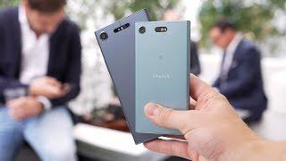 Sony Xperia XZ1: Kompakt oder Kompromiss? - felixba