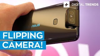 Asus Zenfone 6 Hands-on Review: Flipping Mad, and Flipping Tempting