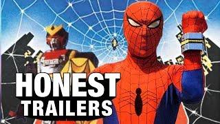 Honest Trailers - Japanese Spider-Man (Supaidāman)