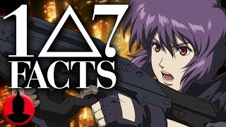 107 Ghost in the Shell Facts YOU Should Know! - (Tooned Up #264)   ChannelFrederator