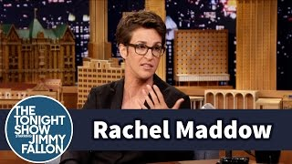 Rachel Maddow Sums Up Donald Trump