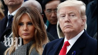 On bullying, Trump and Melania strike a different tone