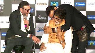 Jackie Shroff & Amitabh Bachchan