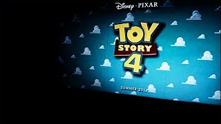 D23 Expo 2015 Toy Story 4 Trailer SUMMER 2019