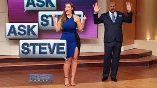 Ask Steve: Just suck it up! || STEVE HARVEY