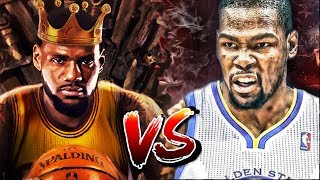 "Finals Preview: LeBron VS Durant || ""The Trilogy"""