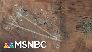 US Fires More Than 50 Tomahawks Against Syria | MSNBC