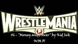 WWE Top 20: Favorite WrestleMania Songs