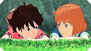 RONJA, THE ROBBER S DAUGHTER Trailer (2017) Studio Ghibli Animated Series HD